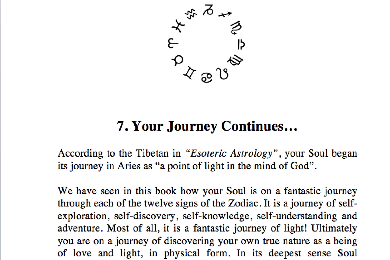 Soul Astrology | Ruth Hadikin